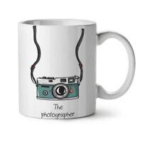 Photographer NEW White Tea Coffee Mug 11 oz | Wellcoda