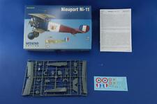 Eduard 1/48 Model Kit 8422 Nieuport Ni-11 Weekend edition