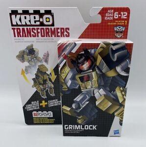 Transformers Grimlock Kreon Battle Changer Kreon Convertible 82 Pcs Hasbro