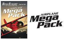 Simulador de vuelo Realflight g6 megapack Airplane 35 aviones 61100203