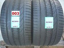 2 pneumatici 305 30 19 102Y pirelli  DOT 3009 [cod.003]