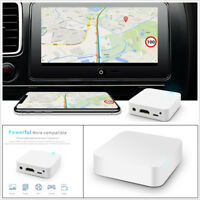Car Multimedia Wireless WiFi Mirror Link Adapter Airplay Dongle For Android iOS