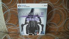 Darksiders II - Chinese Big Box Edition PC SEALED RARE