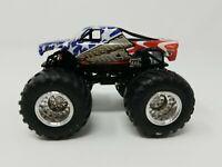 Hot Wheels Freedom Force Monster Jam Truck 1:64 Mattel