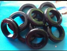 Pkt 20 - 18.9mm Rubber Grommets Uniseal ideal For 19mm Poly Irrigation Tube Pipe