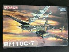 DRAGON 1:32 Bf-110 C-7 (3203) New In Box
