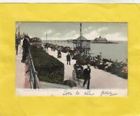 EASTBOURNE    PARADES  BAND  STAND  &  PIER   -   Sussex   ( Y76  )