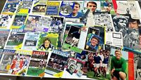 Everton Programme Collection + 1960s/70s Cuttings Joblot