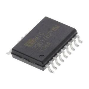 1 x Micrel MIC2981/82YWM Constant Voltage LED Driver, 5-50V dc 18-Pin SOP