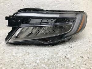 2019 2020 2021 Honda Pilot Ridgeline Passport Left Driver LED Headlight OEM