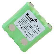 HQRP Batería para Cobra FRS130, FRS220, FRS235, FRS250, FRS300 Radio de dos vías