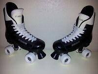 Bauer turbo original roller skate size 3,4,5,6,7,8,9,10,11,12 Krypto/Sims/Bel