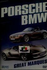 Great Marques: Porsche - BMW (Documentary) DVD 2006 New And Sealed
