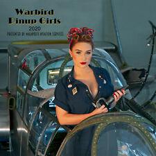 Warbird Pinup Girls 2020 Calendar - Photo Art