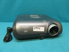 Sharp XG-MB55X Portable Multimedia DLP Front Projector with Working Lamp