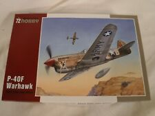 1/72 Special Hobby US Curtiss P 40F Warhawk Short Tails over Africa #72155 F/SBg