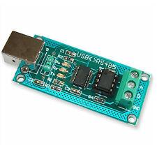 KMTronic Conversor Interfaz USB a RS485 + 75176 tranceiver