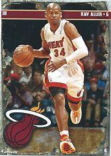 RAY ALLEN 2014 FATHEAD TRADEABLES MIAMI HEAT UCONN HUSKIES CELTICS NBA BUCKS #38