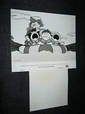 Original RACE FOR YOUR LIFE CHARLIE BROWN Periodical Press Kit Photo 8x10 #1