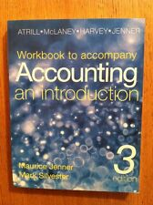 Workbook To Accompany ACCOUNTING An Introduction 3rd Edition Jenner,Sylvester