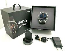 Samsung GALAXY WATCH 46MM Bluetooth SILVER/BLACK (SM-R800) Boxed