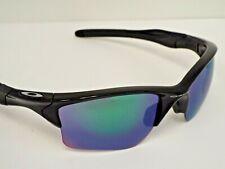 Authentic Oakley OO9154-49 Half Jacket 2.0 XL Polished Jade Iridium Sunglasses