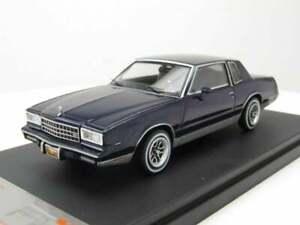 Chevrolet Monte Carlo - 1981 1:43 Premium X
