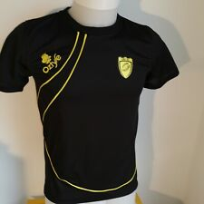 superbe maillot  de rugby  CARCASONNE usc xv taille s