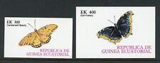 Equatorial Guinea OS #6 MNH S/S Butterfly FAUNA $$