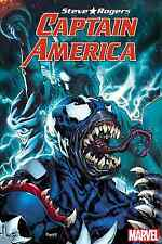 CAPTAIN AMERICA STEVE ROGERS 13 TOM RANEY VENOMIZED VENOM VARIANT NM