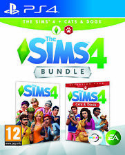 The Sims 4 Cats and Dogs Bundle Ps4