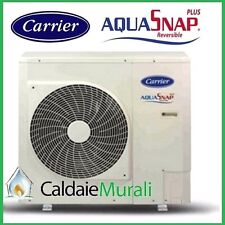POMPA DI CALORE MINICHILLER CARRIER AQUASNAP PLUS 8 KW INVERTER 30AWH008HD