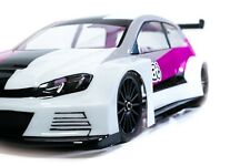 PHAT BODIES 'vtcr' 1/10th Touring Car Body Shell' Frontie 'FWD derrape 190mm