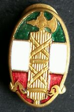EARLY TYPE 1° PARTY ENAMELLED P.N.F. 1919/23 BADGE PARTITO NAZIONALE FASCISTA #5