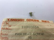 Vite - Screw - Kawasaki NOS: 220B0305A
