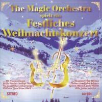 The Magic Orchestra Spielt Ein Festliches Weihnachtskonzert New Music Audio CD