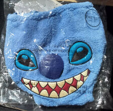 STITCH Face Disney Diaper Cover--one size fits most