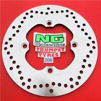 Honda 150 @ Nes 09 NG Disque de Frein Arrière Qualité Origine Extension 209