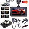"3"" HD 1080P Car DVR Dash Camera Video Cam G-Sensor Driving Recorder Night Vision"
