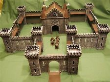 Mighty Imperial Fortress -- Warhammer Castle -- Historical Medieval Stronghold