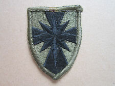 8th Field Army Support Command US Army Woven Cloth Patch Badge