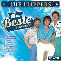 DIE FLIPPERS - DAS BESTE UND NOCH MEHR...  CD NEU