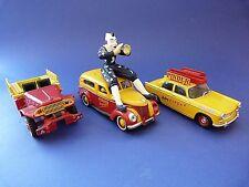 Lot de 3 voitures du cirque PINDER - IXO - 1/43ème - Pour bricoleurs