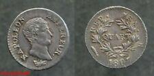 Pièces de monnaie françaises de 25 centimes pour 25 Centimes sur Napoléon