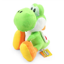 "Yoshi Super Mario Luigi 11"" 28cm  Plush Bros Soft Toy Plush Gift Brand New AU"