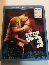Step Up 3 (Blu-ray/DVD, 2010, 2-Disc Set) Brand New, Factory Sealed!!