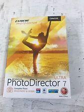 CyberLink PhotoDirector Ultra - Version 7 - DVD