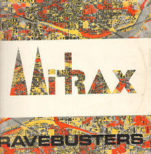 Ravebusters - Mitrax - 1991 - Dance Opera - DO 321 - Bel