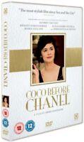 Nuevo Coco Antes Chanel DVD (OPTD1663)