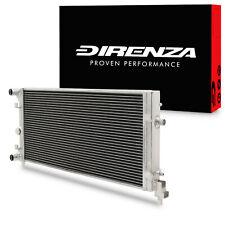 DIRENZA ALUMINIUM RACE SPORT RADIATOR RAD FOR VW POLO 6C 6R 1.2 1.4 1.6 TSI TDI